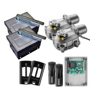 Beninca DU.IT14N 230v Double Electric Gate Kit