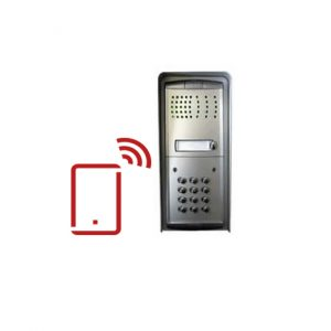 Farfisa GSM Intercom with Keypad