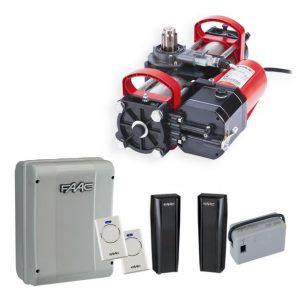 FAAC S800 24v Hydraulic Single Underground Kit