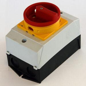 Proteus 20 Amp Isolator Switch Unit
